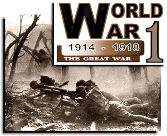 Image result for the beginning of world war one